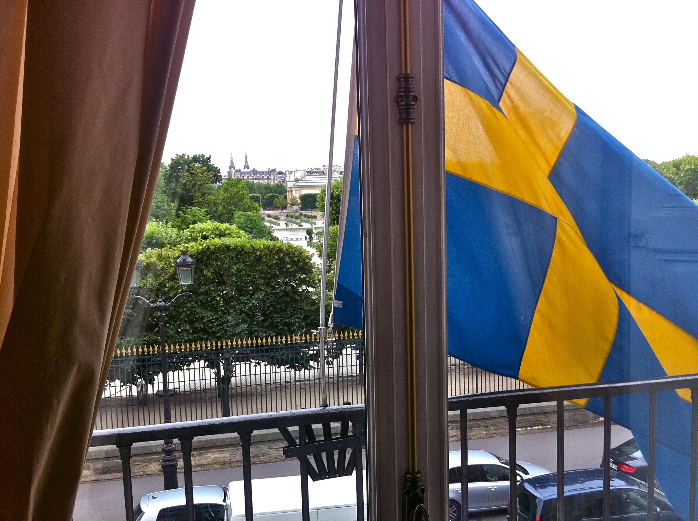 Sveriges nationaldag på Cercle Suédois