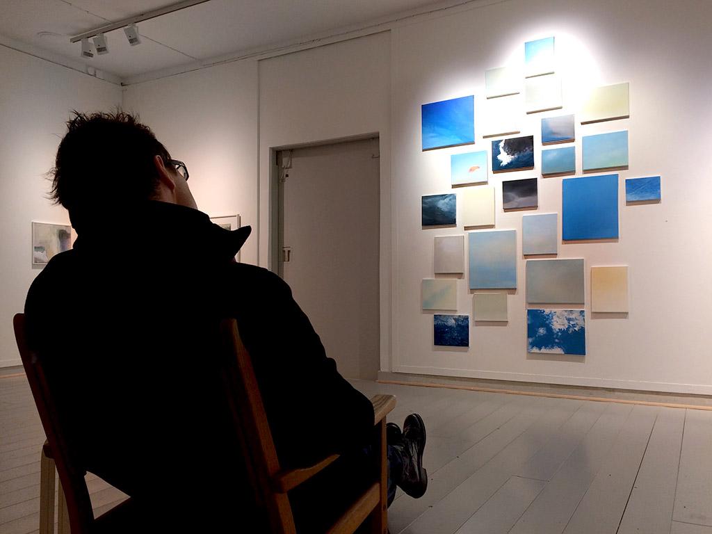Artist Ludivine Thomas - Lessentiel - Länets Konst Örebro