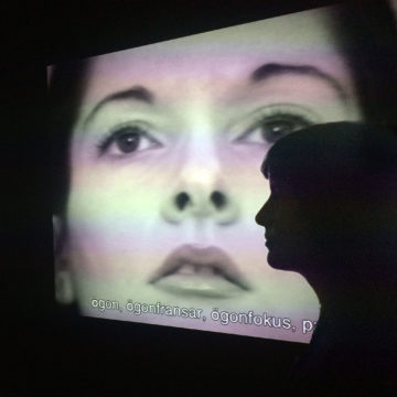 Marina Abramović – The Cleaner / Skeppsholmen