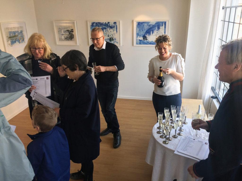 Tomas Colbengtson SAIVO Galleri O Vernissage20170401