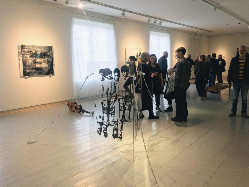 Tomas Colbengtson SAIVO Örebro Läns Museum Vernissage20170401