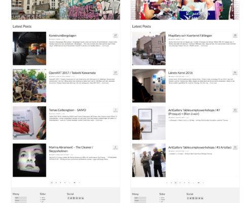 Webbplats Benny Andersson.com / Fram till 2018 02 17