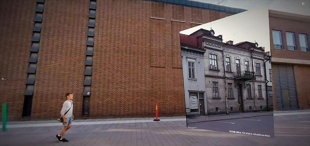 Google Tours Creator - Örebro Nygatan